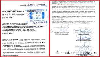 Denuncian a Guadalupe Mora por desvío de recursos - Monitor Economico