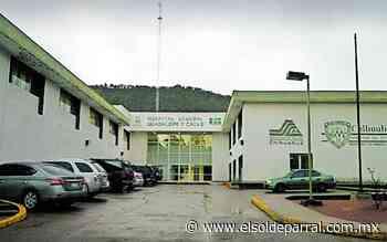Pedirán a Maru Campos atender conflicto en hospital de Guadalupe y Calvo - El Sol de Parral