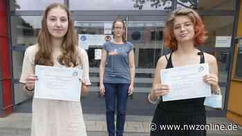 Prüfung in Französisch bestanden: Junge Sprachtalente aus Ganderkesee erhalten Zertifikat - Nordwest-Zeitung