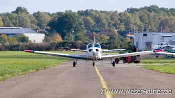 Fluglärm in Ganderkesee: Wenig Einfluss auf Verkehrsaufkommen - WESER-KURIER - WESER-KURIER