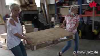 Video: Freiwillige aus Delmenhorst und Ganderkesee fahren Hilfsgüter ins Krisengebiet - noz.de - Neue Osnabrücker Zeitung