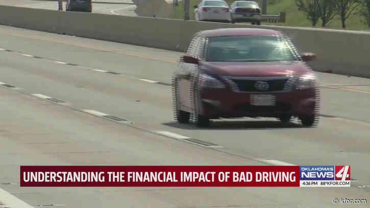 Consumer Alert: Understanding the financial impact of bad driving