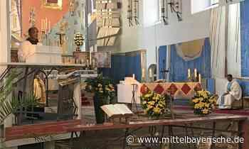 Pfarrei begeht Skapulierfest - Mittelbayerische