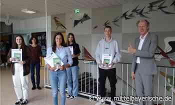 CFG-Gymnasiasten ausgezeichnet - Mittelbayerische