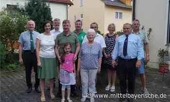 Karolina Thammer feiert ihren 80. - Mittelbayerische