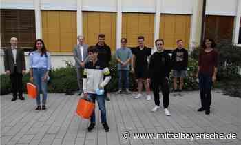 MINT-Auszeichnungen für CFG-Gymnasiasten - Mittelbayerische