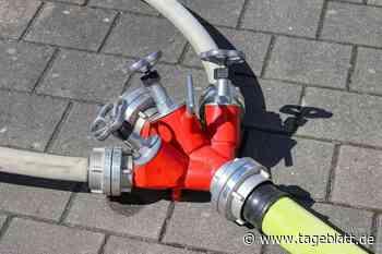 Kück plant Investitionen in den Brandschutz - Harsefeld - Tageblatt-online
