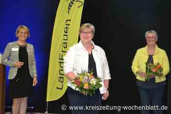 Neue Kreislandfrauenvorsitzende stellt sich auf der Jahreshauptversammlung in Harsefeld vor: Die digitalen Angebote bleiben erhalten - Harsefeld - Kreiszeitung Wochenblatt