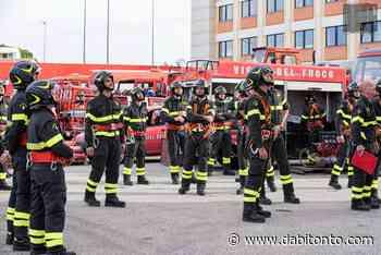 Ben presto, anche a Bitonto, un'area utilizzata dai vigili del fuoco in caso di calamità - da Bitonto