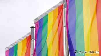 Neubrandenburg: Regenbogenflagge vor Rathaus nicht erlaubt - NDR.de