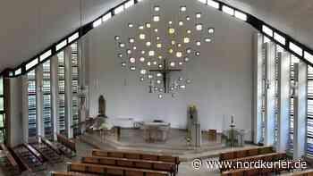 Katholiken sanieren ihre Müther-Kirche in Neubrandenburg - Nordkurier