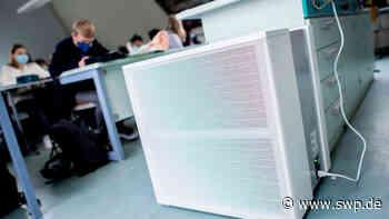 Saubere Luft: Pfullingen: Mit Filteranlagen gegen Delta-Variante in Schulen - SWP