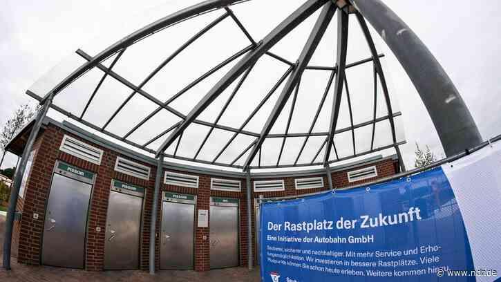Rastplatz Ostseeblick bei Heiligenhafen nach Umbau eröffnet - NDR.de
