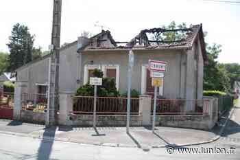 À Chauny, leur maison ravagée par les flammes - L'Union