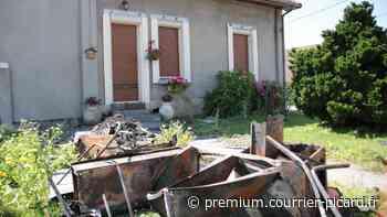 [PHOTOS] Après l'incendie de leur maison à Chauny, un élan de solidarité se met en place - Courrier picard