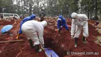 Coronavirus crisis: Israel COVID 'green pass' returns, Indonesian death toll mounts - The West Australian
