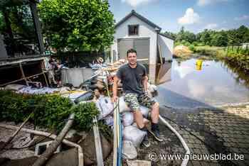 Halen en Herk-de-Stad zetten zich schrap voor nieuwe regen