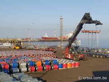 En seis meses, el movimiento de carga por el puerto de Ilo creció en 105% con relación a 2020 - Red Erbol