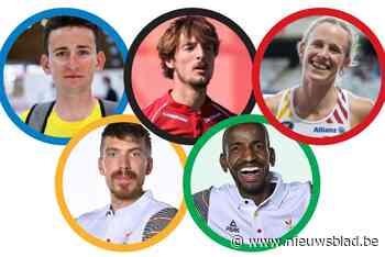 Van atletiek tot gewichtheffen: deze Gentse atleten jagen hun olympische droom én medailles na