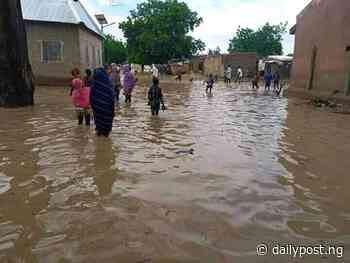 Double tragedy as flood, fire destroy homes in Jakusko, Yobe - Daily Post Nigeria
