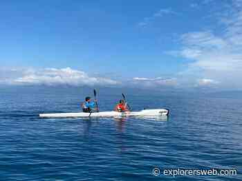 Kayaking the Length of the UK: Both Expeditions Succeed - ExplorersWeb