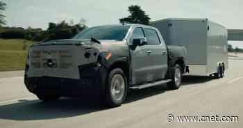 GM's next-gen Super Cruise makes towing easier     - Roadshow