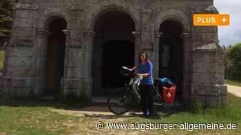 Wertingerin fährt den Jakobsweg mit dem Rad - 2800 Kilometer - Augsburger Allgemeine