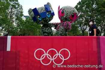 Noch nie waren die Olympischen Spiele so umstritten wie in Tokio - Kommentare - Badische Zeitung