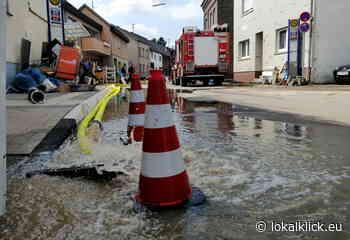 """""""Die Bilder waren erschütternd"""" – Feuerwehrkräfte zurück nach drei-tägigen Hilfseinsatz bei Euskirchen - Lokalklick.eu - Online-Zeitung Rhein-Ruhr"""