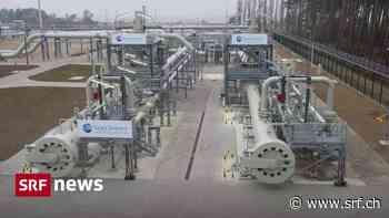 Einigung im Streit um Pipeline - «Die ersten Reaktionen aus Kiew waren ziemlich verschnupft» - Schweizer Radio und Fernsehen (SRF)