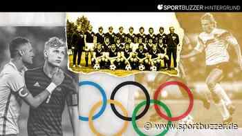 Von DDR-Gold bis Hrubesch-Abschied: Das waren die drei besten deutschen Olympia-Auftritte im Fußball - Sportbuzzer