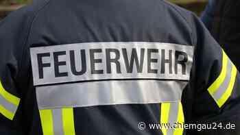 Traunreut: Traunreuter Feuerwehren waren vorbereitet und in Alarmbereitschaft - chiemgau24.de