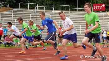 Thüringer Special Olympics in Gera: Gewinner waren alle - Ostthüringer Zeitung