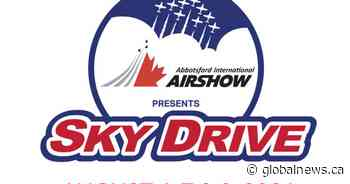 Global BC & 980 CKNW sponsors 'SkyDrive' presented by the Abbotsford International Airshow