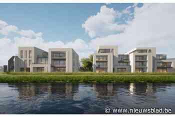 Wordt luxevilla uit 2006 afgebroken om 21 appartementen aan Albertkanaal te bouwen?