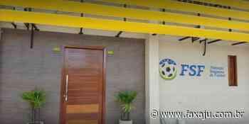 FSF altera local da partida entre Maruinense x Itabaiana - Fax Aju