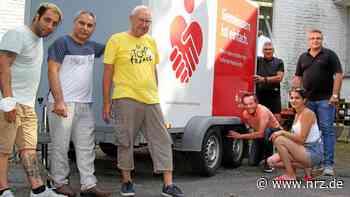 Geflüchtete aus Neukirchen-Vluyn helfen im Hochwassergebiet - NRZ
