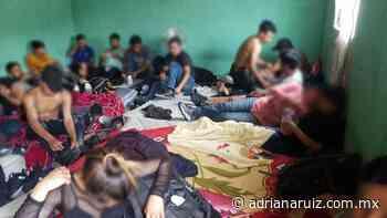 #Juarez   Rescatan municipales a 39 migrantes en diversos puntos de la ciudad - Adriana Ruiz
