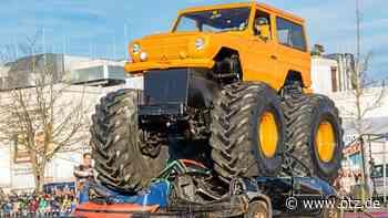 Gewinner für Monster-Truck-Show in Schleiz ermittelt - Ostthüringer Zeitung