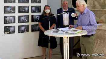 Vernissage in Ehingen : Gefährte von Joseph Beuys eröffnet Ausstellung in Ehingen - SWP