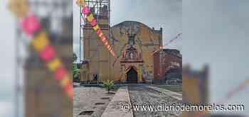 En Jiutepec festejarán a Santiago Apóstol con restricciones - Diario de Morelos