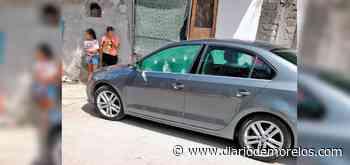 Asesinan a conductor en Jiutepec - Diario de Morelos