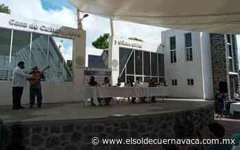 Cronistas presentan el libro Relatos de Jiutepec - El Sol de Cuernavaca