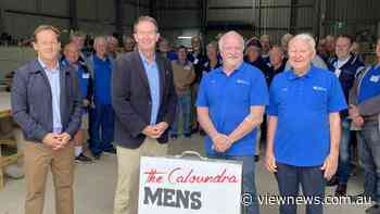 Caloundra Men's Shed begins new chapter of certainty and growth following federal grant - View News Sunshine Coast
