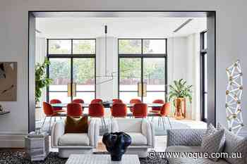 House tour: local designer gives a historic home in Perth a stylish and sensitive upgrade - Vogue Australia