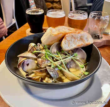Slice of Perth: Incredible local seafood at this Kalbarri brewery - 6PR 882AM