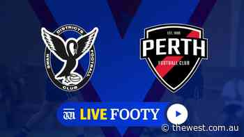 Watch LIVE: WAFL round 16 - Swan Districts v Perth - The West Australian