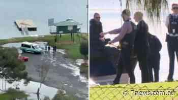 Man's body found floating in Swan River near Crown Casino in Perth - 7NEWS.com.au