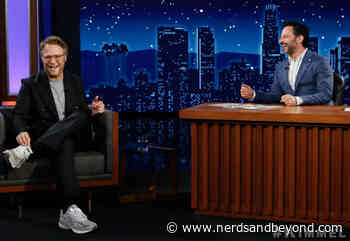 Anthony Mackie, Niall Horan, and David Spade Among the Celebrities to Host 'Jimmy Kimmel Live!' - Nerds and Beyond
