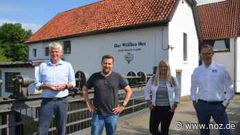 Sascha Lauxtermann neuer Pächter im Lokal Wüllker Hus in Bramsche - NOZ